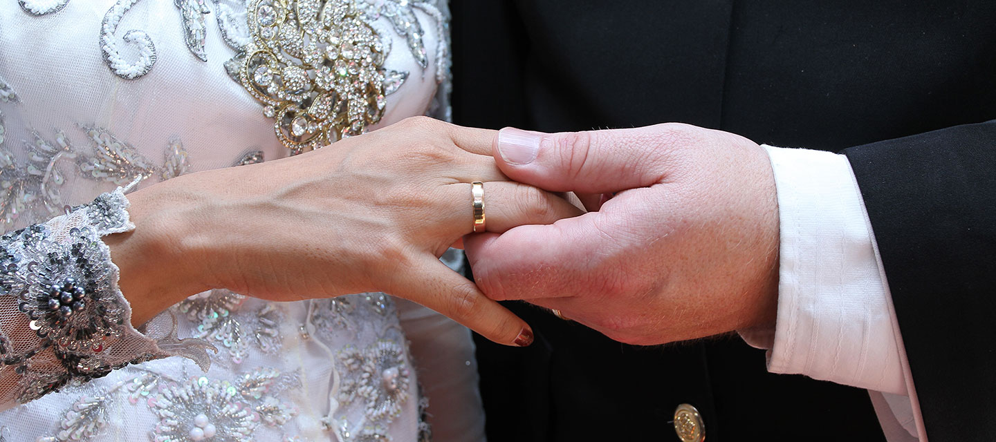 Finding Your Partners Ring Size