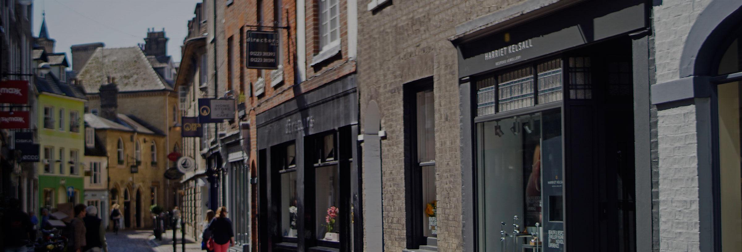 Photos of the Cambridge Studio