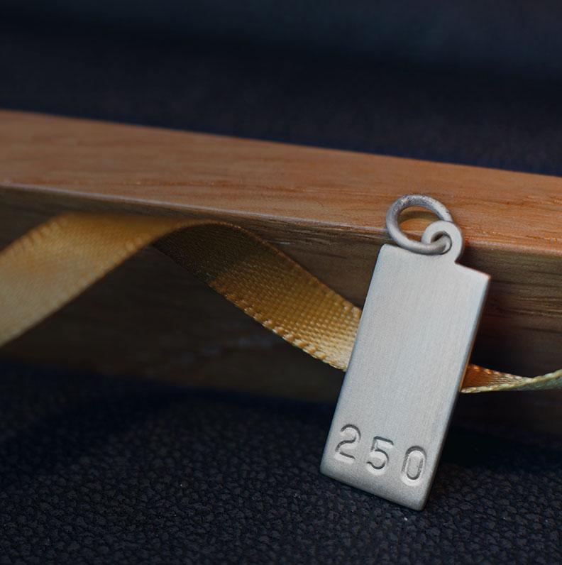 Sterling Silver Gift Token