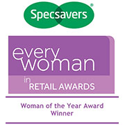 Woman of the Year-Specsavers Everywoman in Retail Awards, 2011