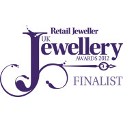 Independent Retailer of the Year Finalist- UK Jewellery Awards, 2012