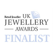 Ethical Business of the Year Finalist- UK Jewellery Awards, 2015