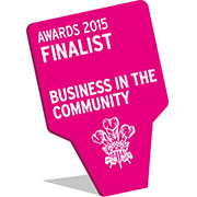 The Santander Responsible Small Business Award Shortlist- Business in the Community, 2015