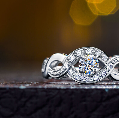 One-off Engagement Rings