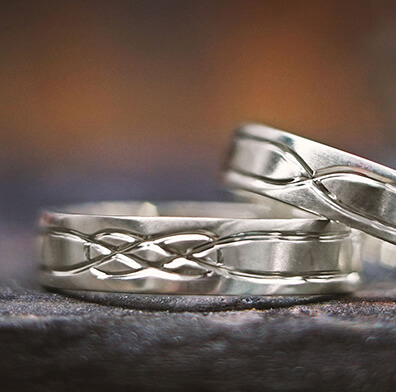 Wedding Rings & Bands