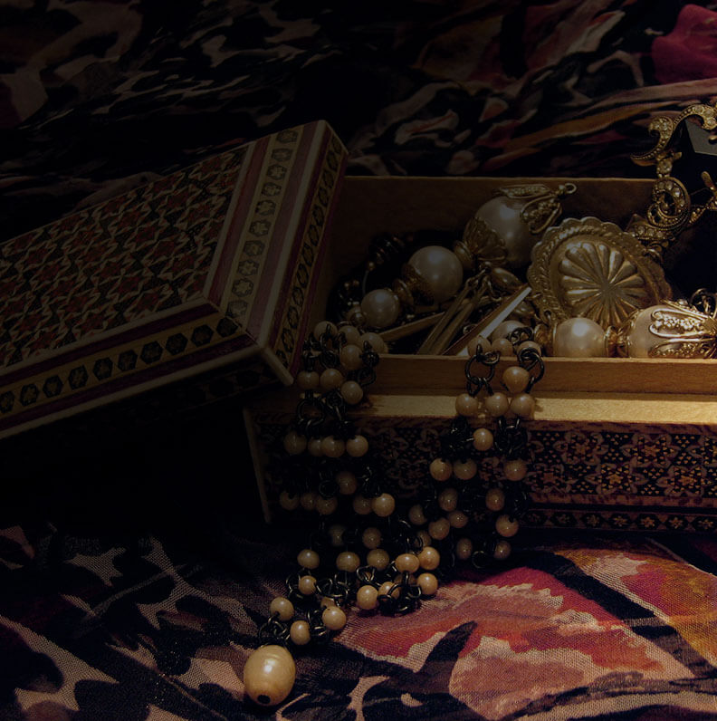 WHAT'S IN YOUR JEWELLERY BOX?