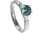 green blue sapphire