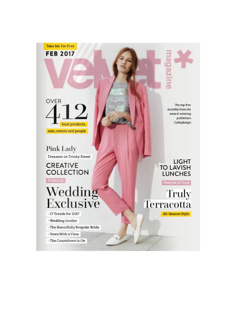 Velvet Magazine February 2017