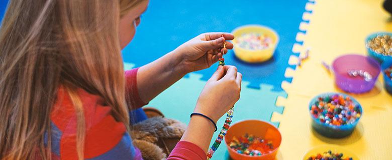 October Half Term Jewellery Making Workshop