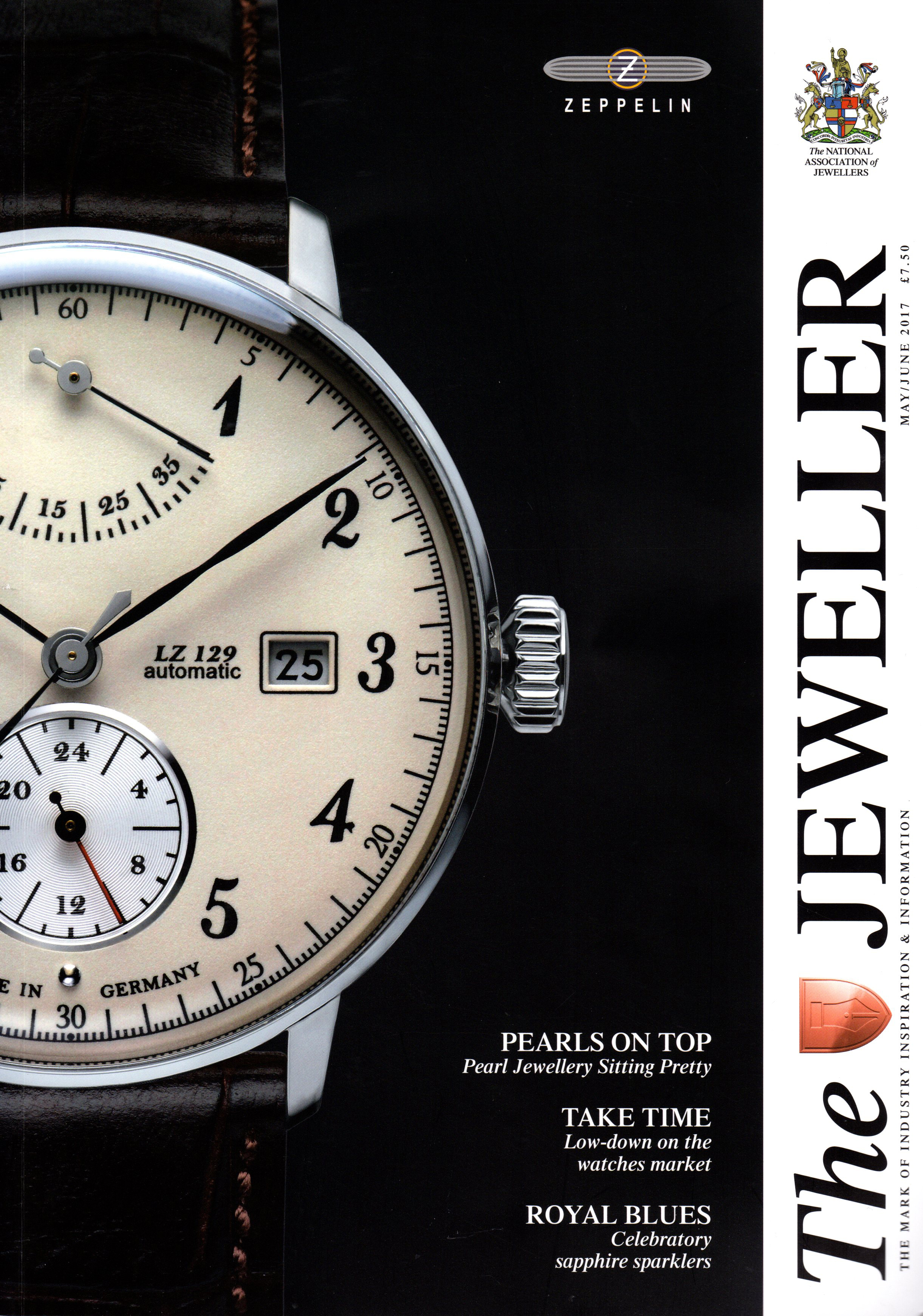 The Jeweller May/June 2017