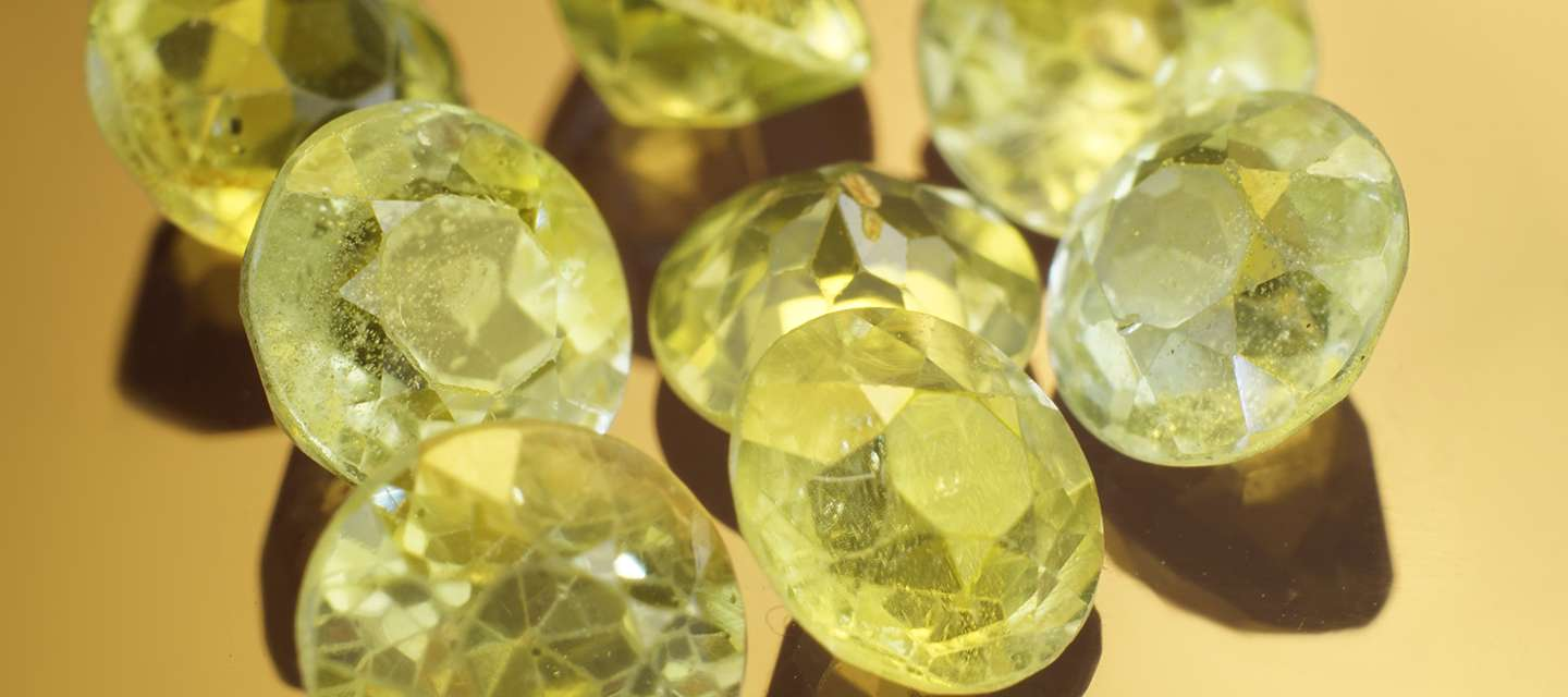 Peridot- August's Birthstone