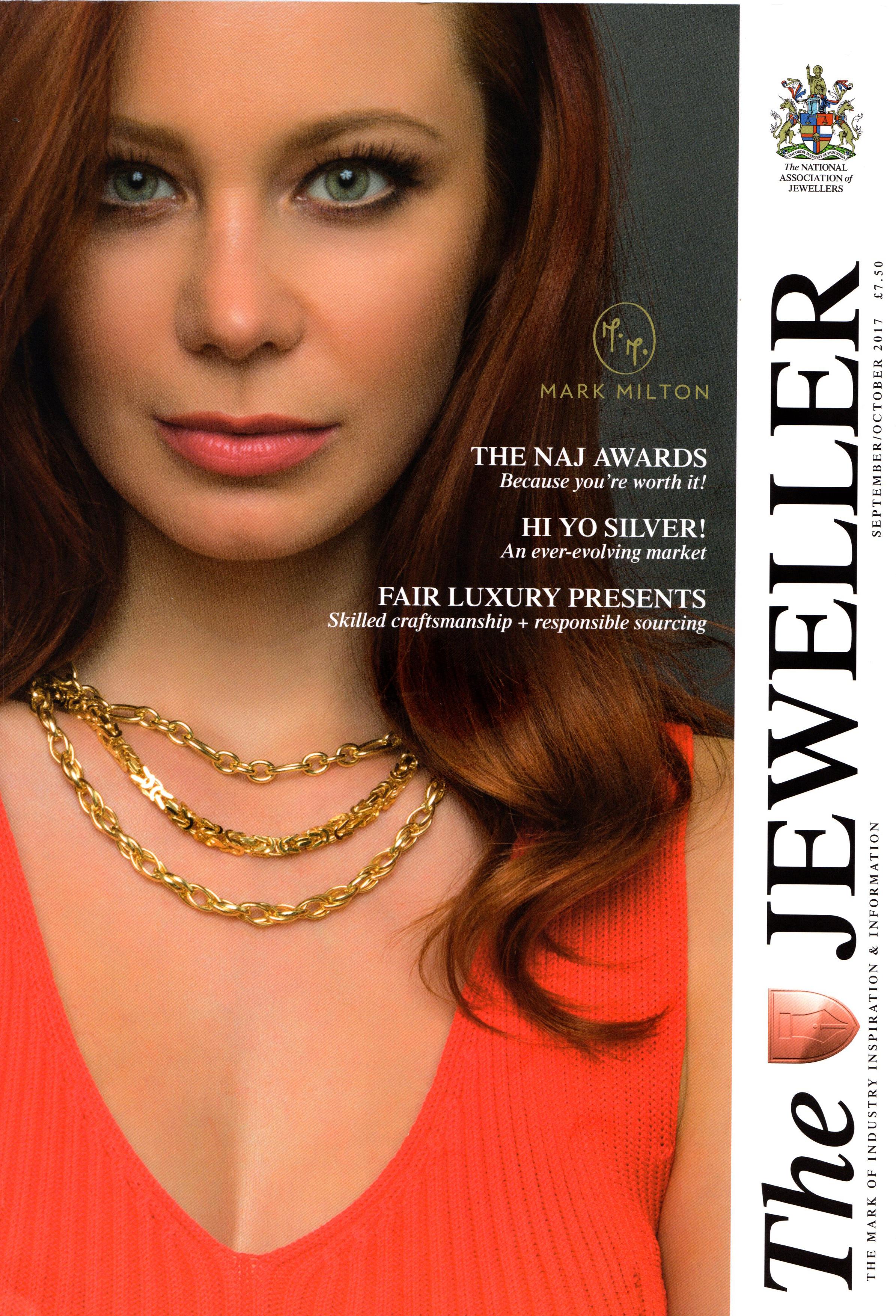 The Jeweller September/October 2017