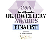 UK Jewellery Awards, Ethical Jewellery Business of the Year Finalist 2017