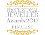 Professional Jeweller Awards, Designer-Maker Jewellery Boutique of the Year Finalist 2017