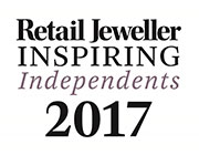 Retail Jeweller Inspiring Independents 2017, UK Top 100