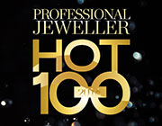 Professional Jeweller, Hot 100 Listing in 2016