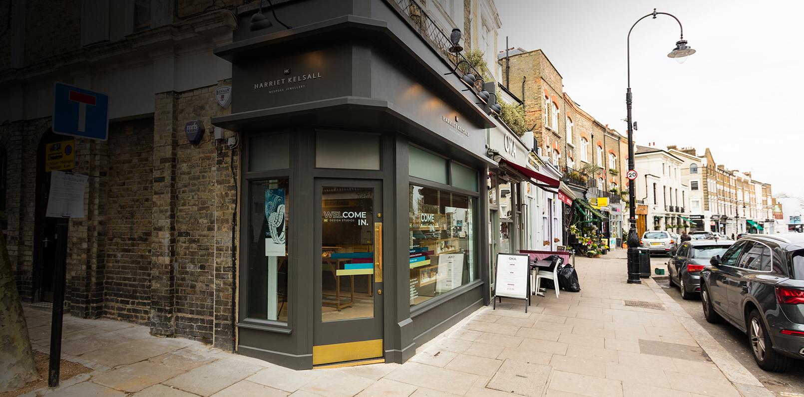 Our New Studio & Shop