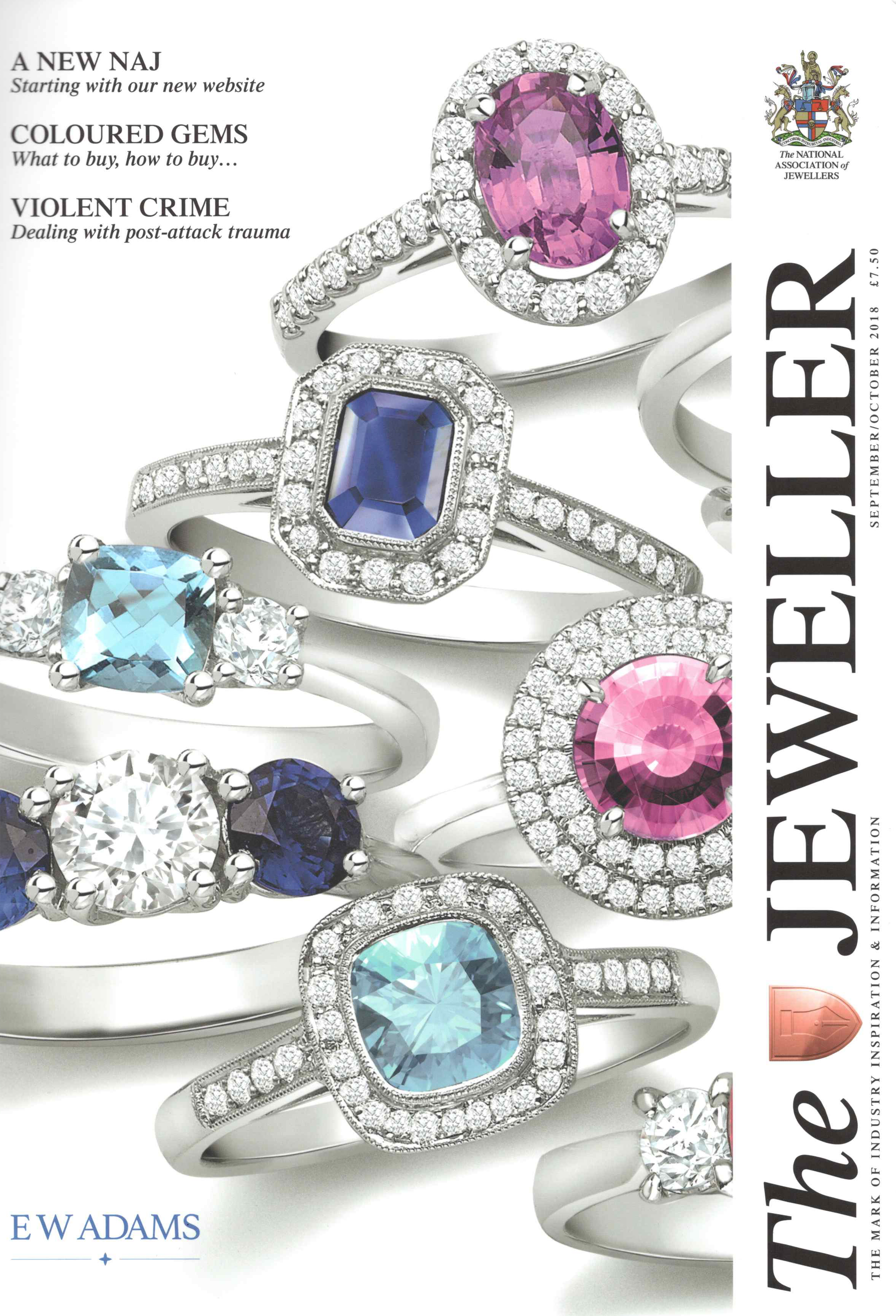 The Jeweller September/October 2018