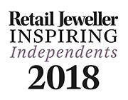 RETAIL JEWELLER INSPIRING INDEPENDENTS 2018, UK TOP 100