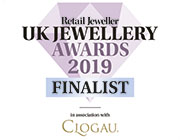 UK Jewellery Awards, 'Retailer of the Year' finalist 2019