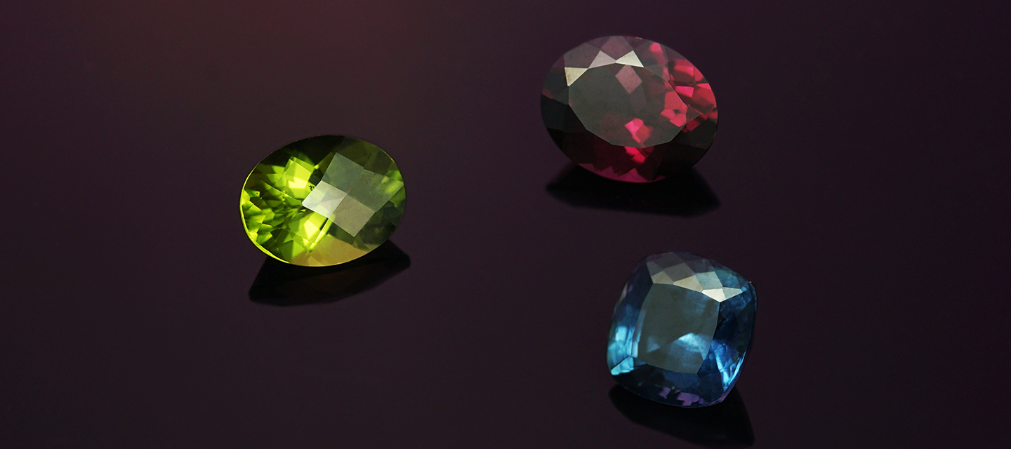 Knowing the provenance of your gemstones