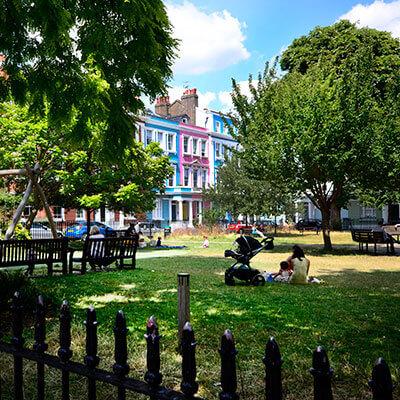 Chalcot Square Primrose Hill