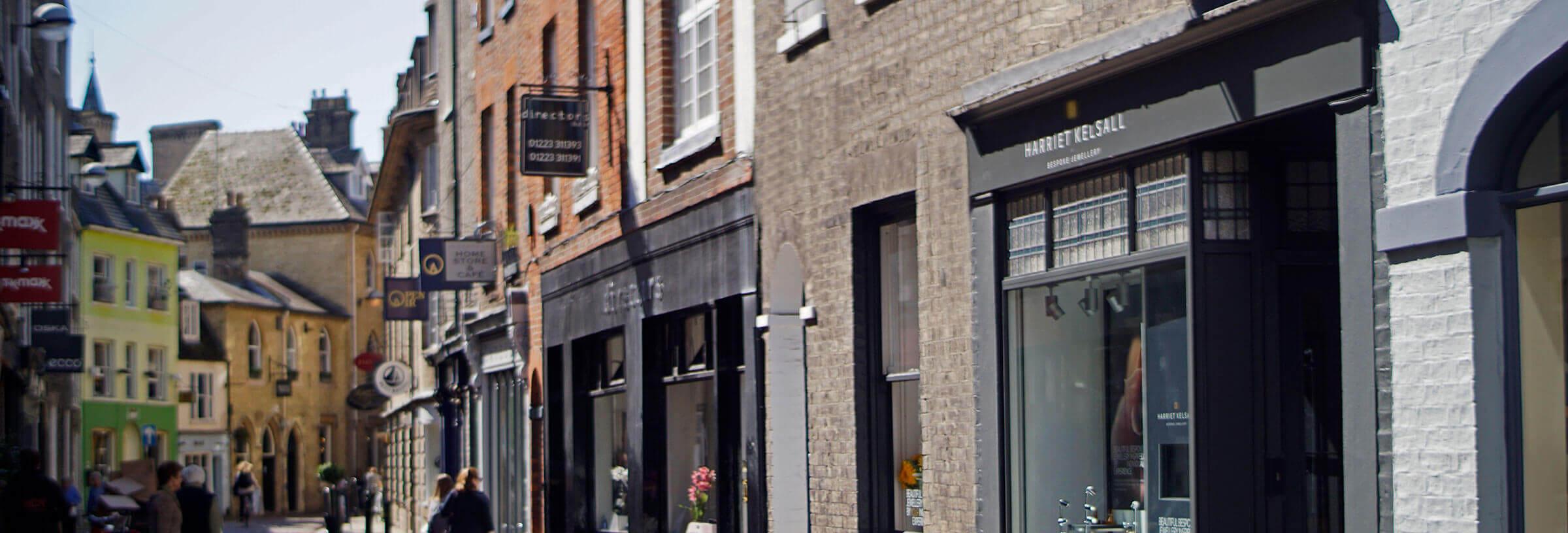 Cambridge Jewellery Shop & Studio