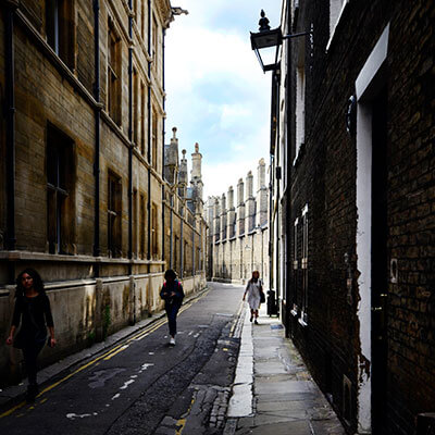 Trinity Street Cambridge