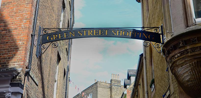 Green Street Cambridge
