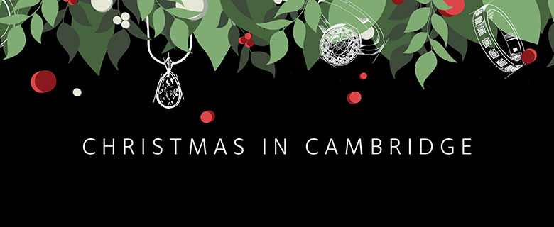 Start Your Christmas Countdown with Harriet Kelsall Bespoke Jewellery Cambridge