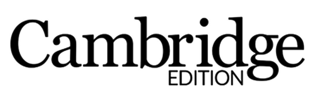 Cambridge Edition, February 2020