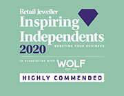 Retail Jeweller Inspiring Independents, Celebrating Retail Excellence in the Face of Adversity 2020