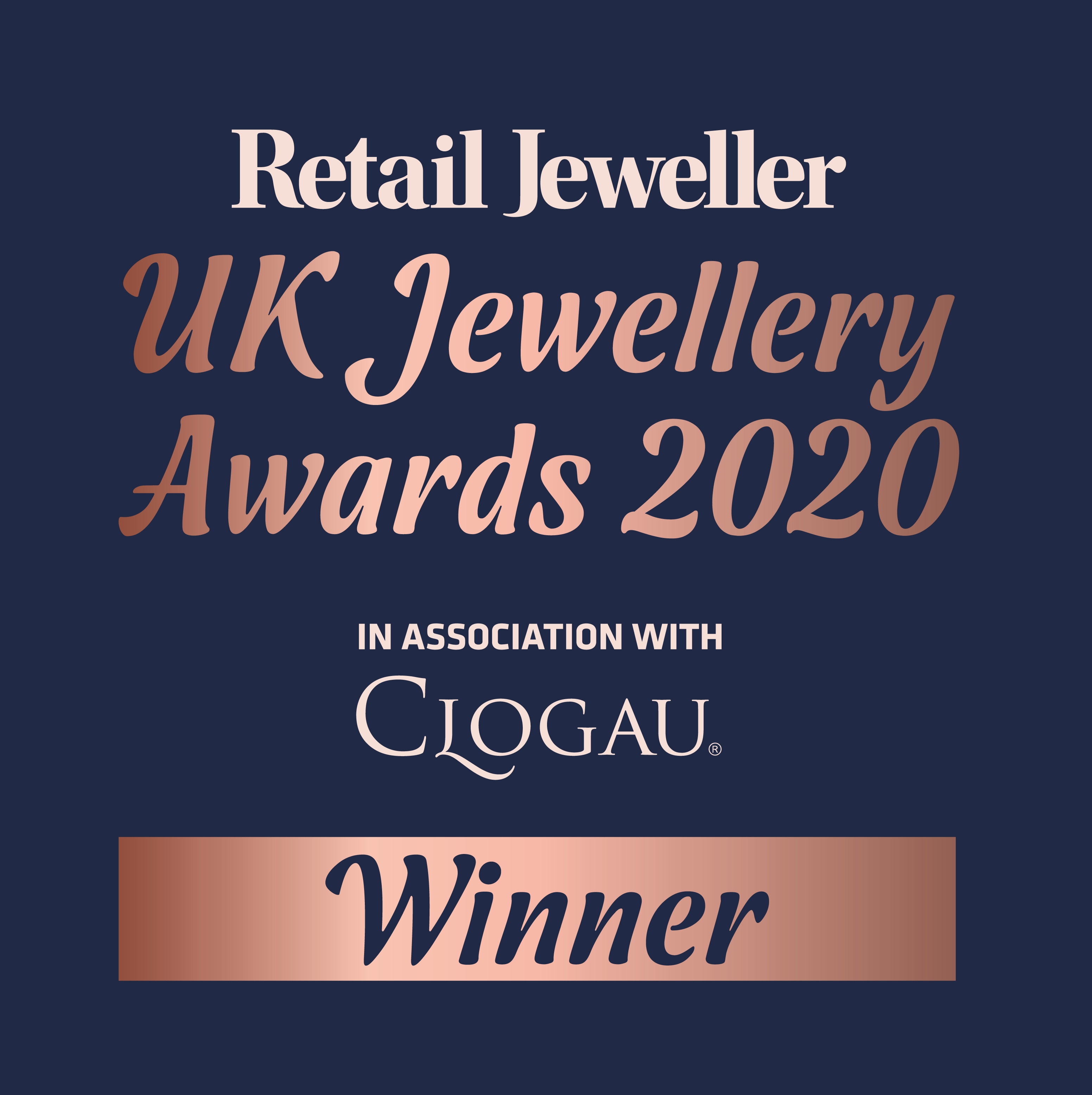 UK Jewellery Awards, Bespoke Jeweller of the Year Winner 2020