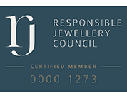 Responsible Jewellery Council certified